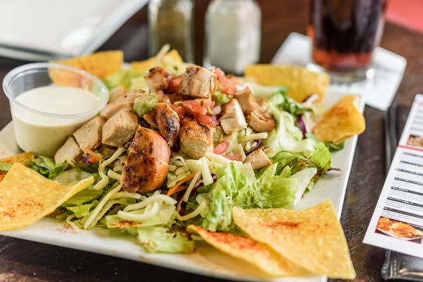 Santa Fe Salad Grilled Chicken Salad