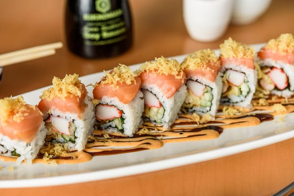 R07. Super Crunch Roll