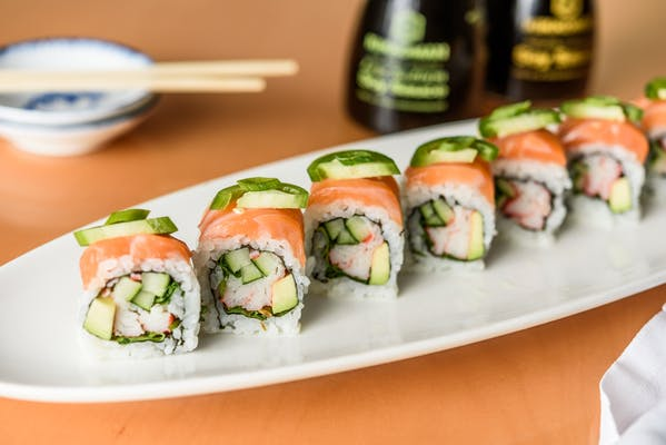 R11. Spanish Cilantro Roll