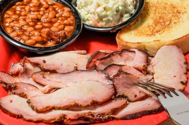 Sliced Pork Plate
