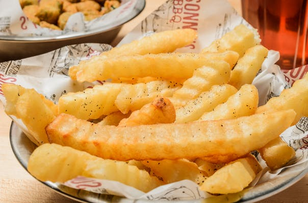 Crinkle-Cut Fries