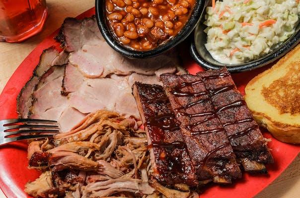 Pork (3) Ways