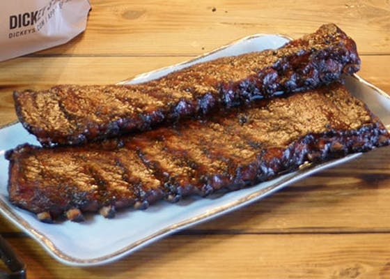 Whole Rack of Ribs