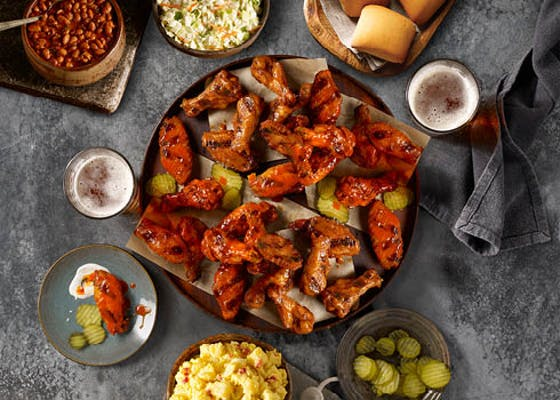 Wing Family Pack