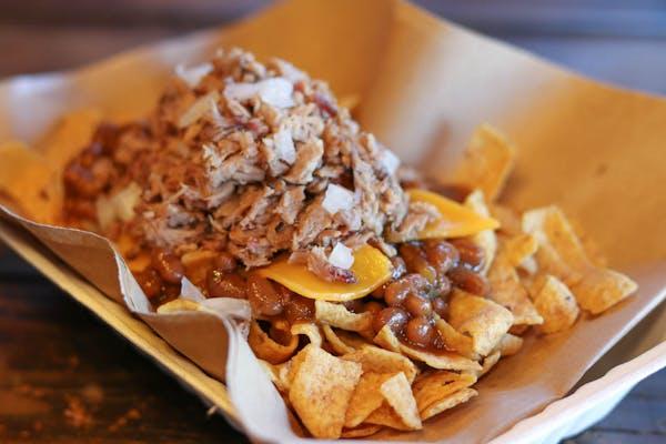 Texas Frito Pie Smoke Stack