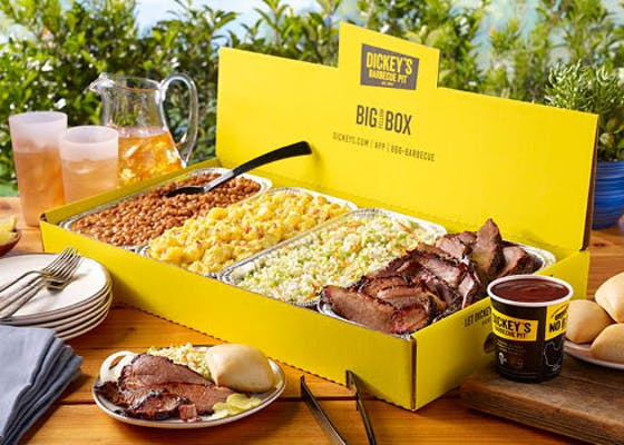 BYB Texas Brisket Party Pack