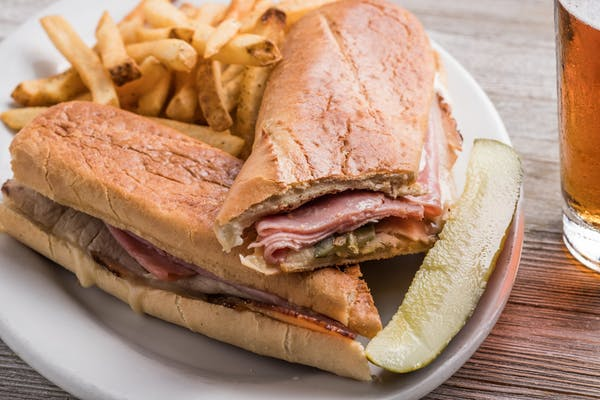 Cuban Pressed Sandwich