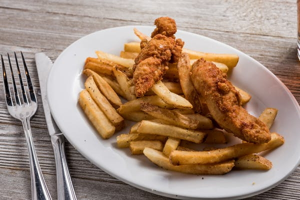 Kid's Chicken Tenders & Fries