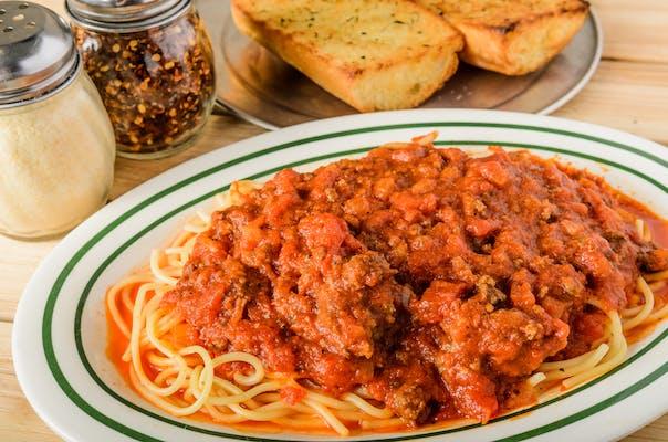 Spaghetti Entrée