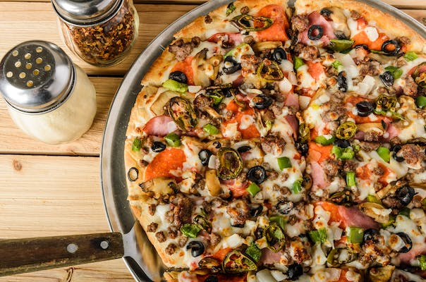 Full House Specialty Pizza
