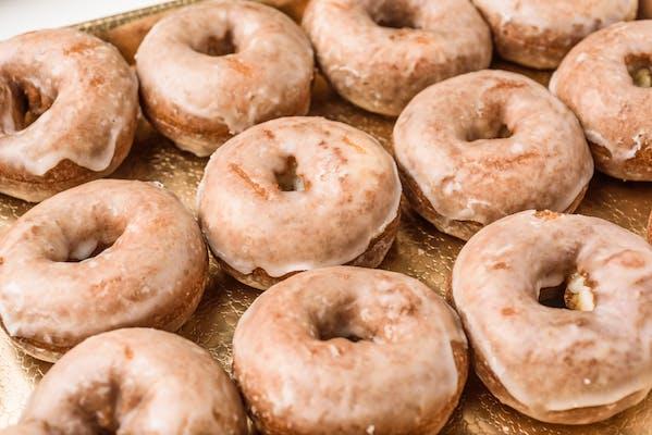 Iced Cake Donut