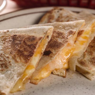 #5 Kid's Cheese Quesadillas
