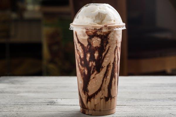 """""""Double Blend"""" Frozen Coffee"""