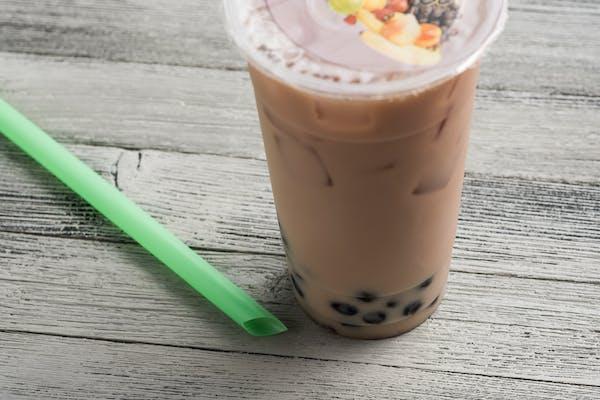 Taiwan Black Milk Tea