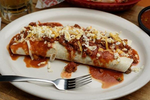 52. Burrito Grande