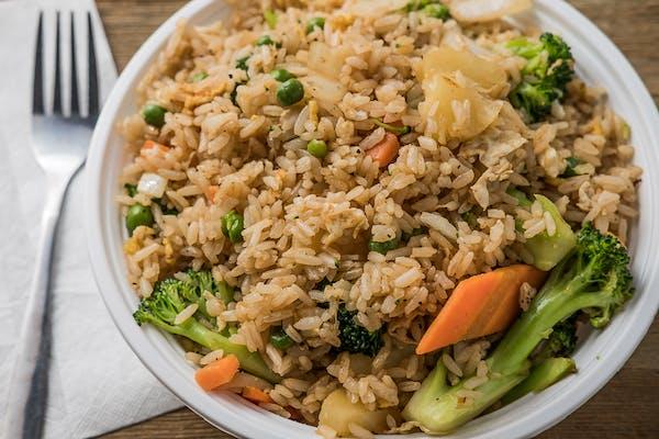 F1. Veggie Fried Rice