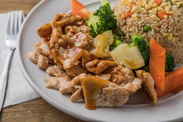 L2. Hibachi Chicken Entrée