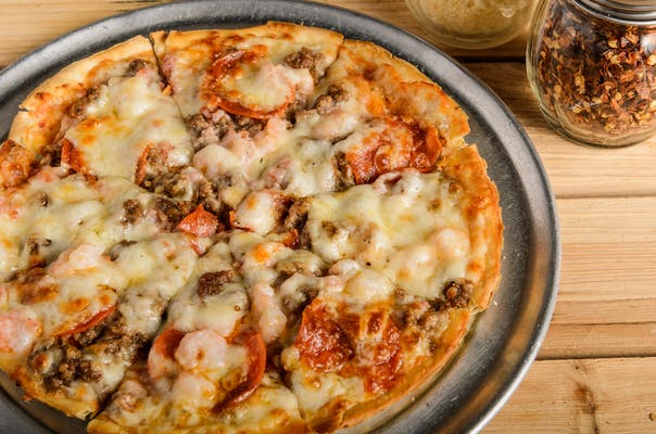 Zydeco Washboard Pizza
