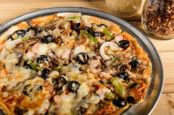 Grammy Pizza