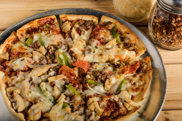 Country & Western Pizza