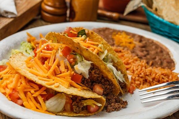 Tacos Tradicional