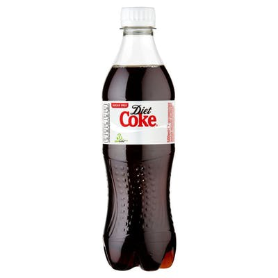 Diet Coke(bottle)