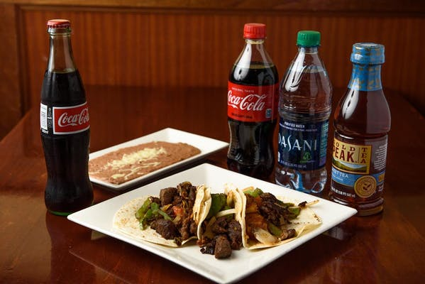 Carne Asada Coca-Cola Combo