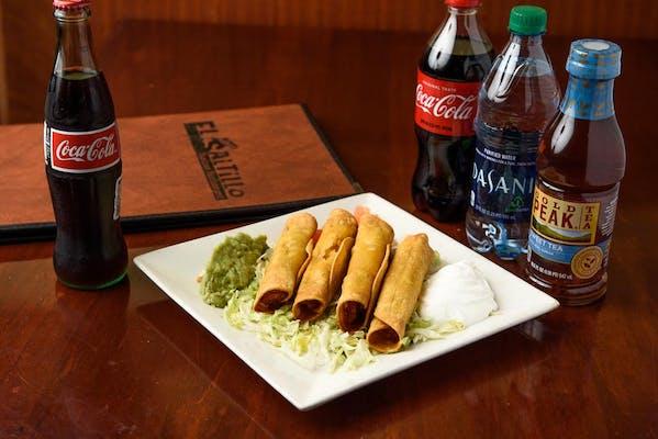 Flautas Mexicanas Coca-Cola Combo