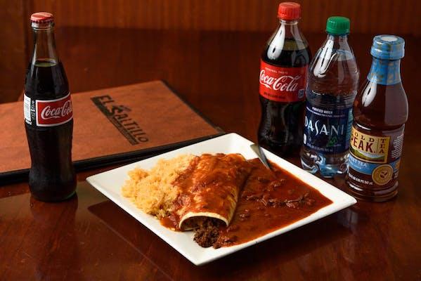 Chile con Carne Coca- Cola Combo