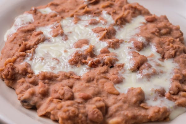 7. Refried Beans