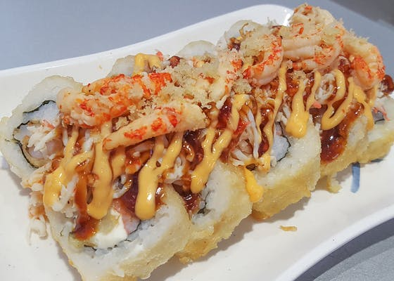 Hurricane Roll (Deep fried Roll)