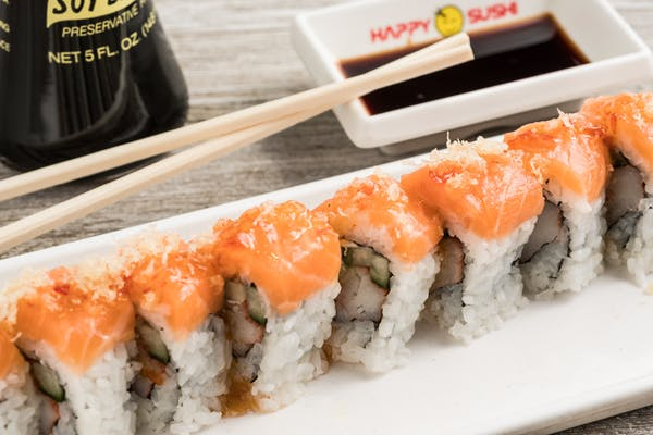 Cali Fresh Salmon Roll