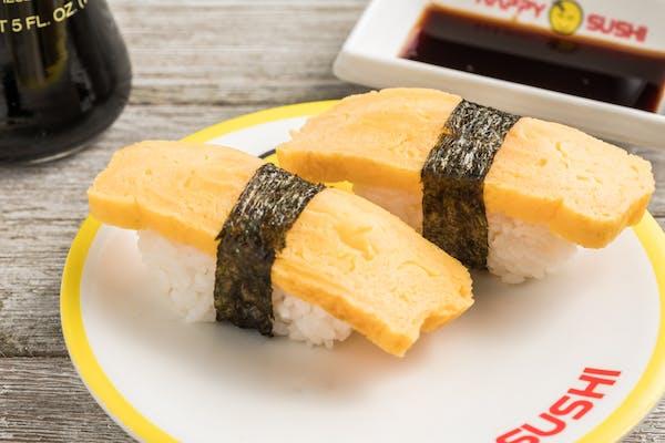 Tamago (Sweet Omelet) Nigiri