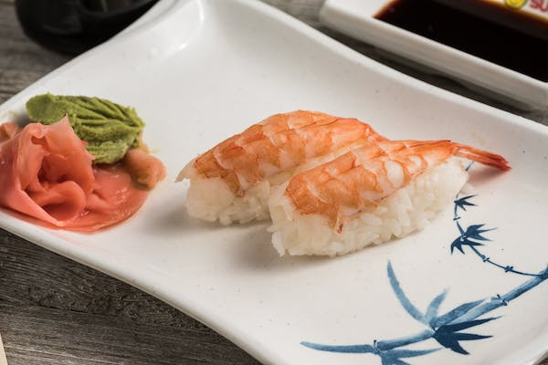 Ebi (Cooked Shrimp) Nigiri