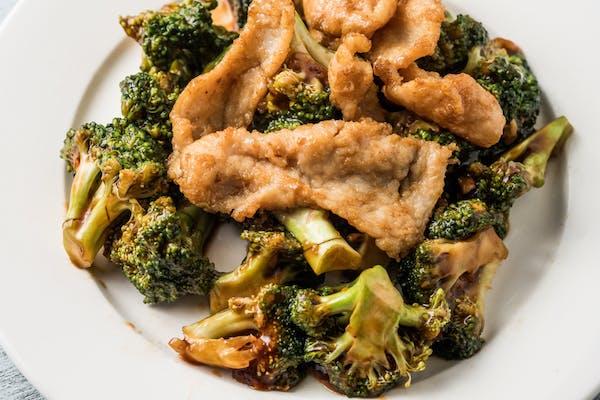 (L1.) Chicken Broccoli