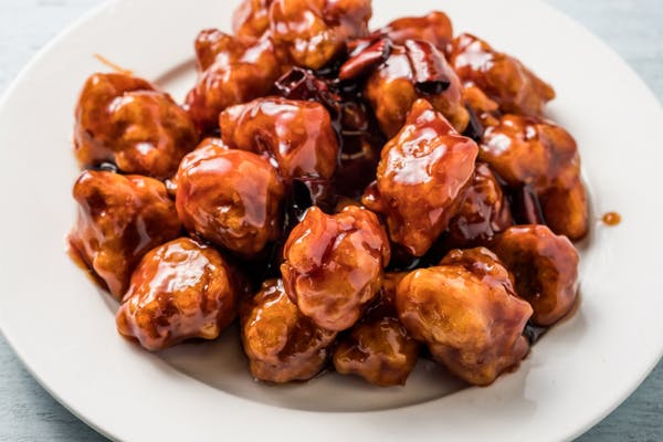 (L4.) General Tso's Chicken