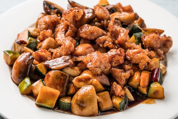(L8.) Kung Pao Chicken