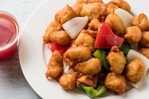 (L9.) Sweet & Sour Chicken