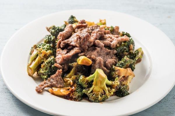 (L11.) Beef Broccoli