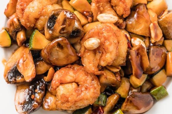 (L16.) Kung Pao Shrimp