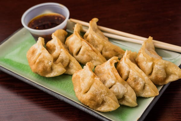 12. Dumplings Appetizer