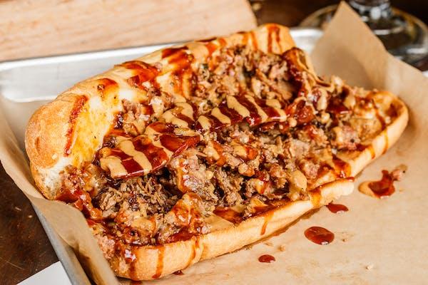 Redneck Dip Sandwich