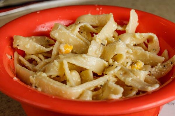 Fettuccine Pasta Salad