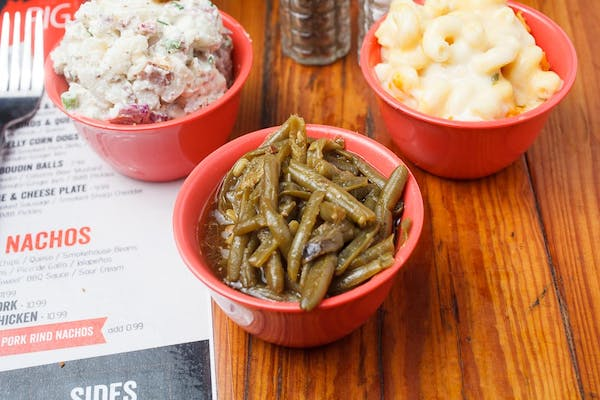 Side Smoked Green Beans