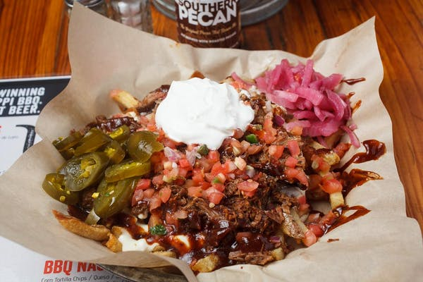 Brisket Fondren Fries