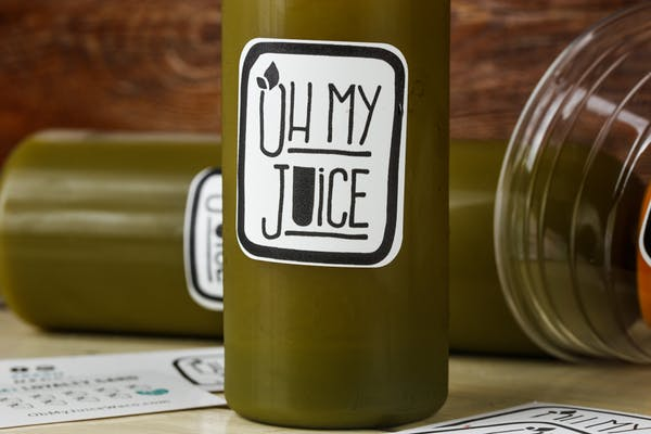 Cold-Pressed Hulke Juice
