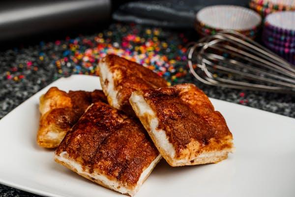 Sopapilla Cheesecake Bar
