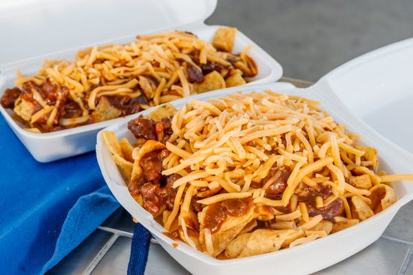 Full Frito Chili Pie