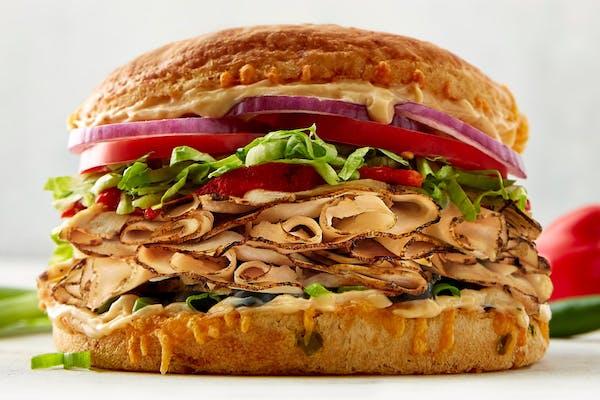 Fiesta-Style Sandwich