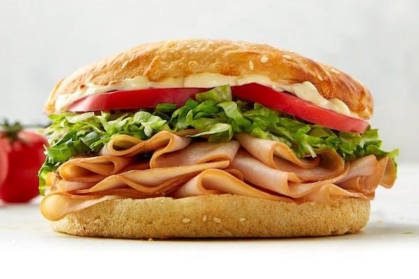 Smoked Turkey Breast Sandwich